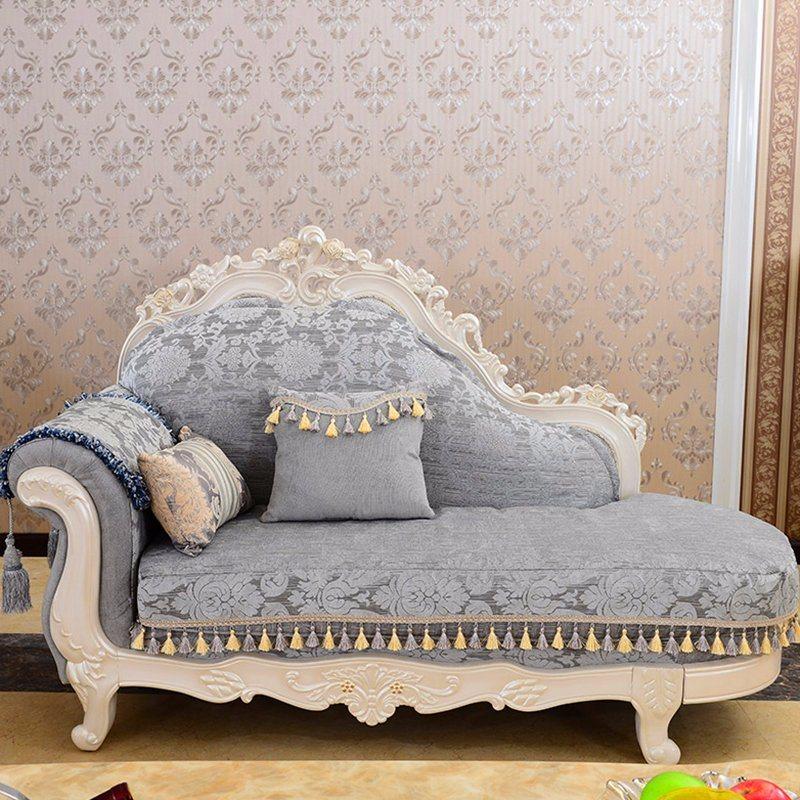 Fabric chaise lounge Silla para el hogar muebles (92B) – Fabric ...