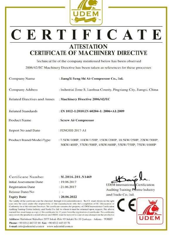 Airstone Mechanical Air Compressor 22057954 with Low Freight Oil Seal