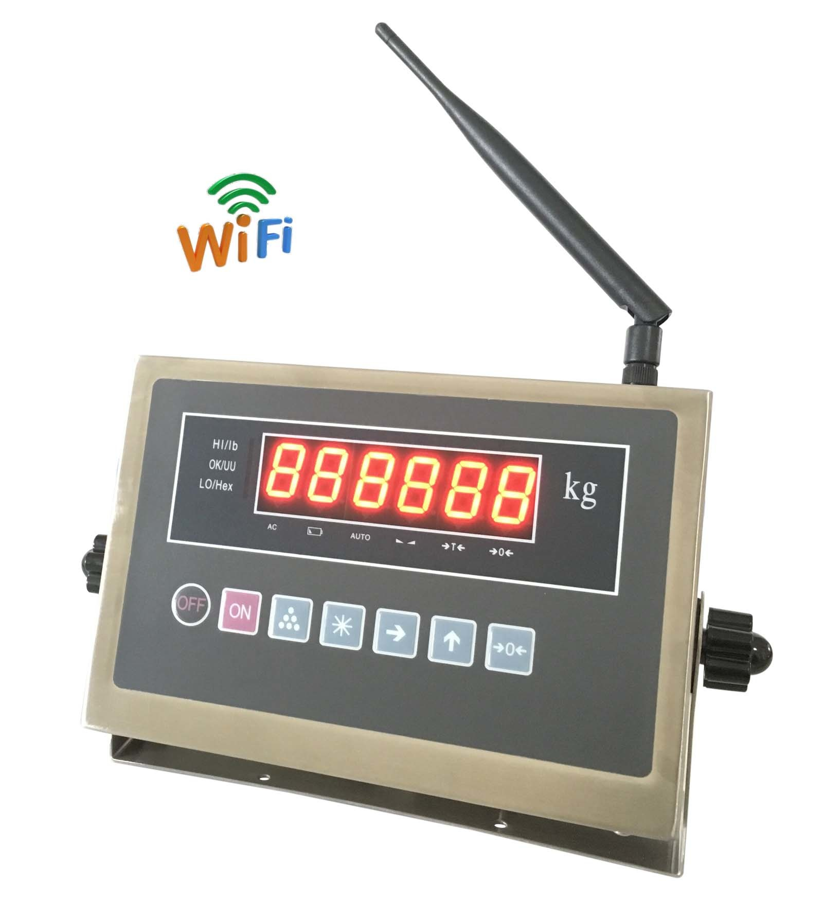 WiFi-Weighing Indicator for Weighing Scales (315A1-RB-WiFi)