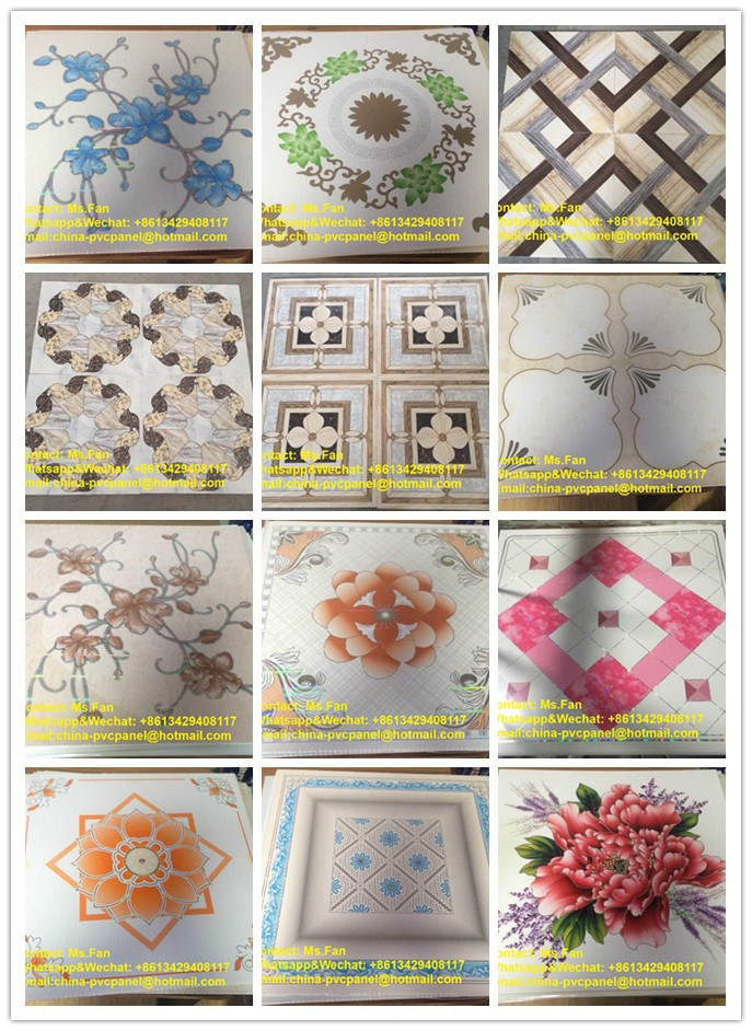 Plastic Ceiling Tiles For Pakistan China Pvc Panel Pvc Tiles