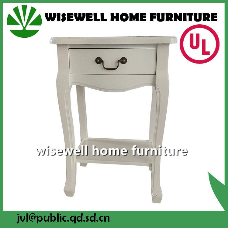 Casa de madera muebles mesa de consola con cajón – Casa de madera ...