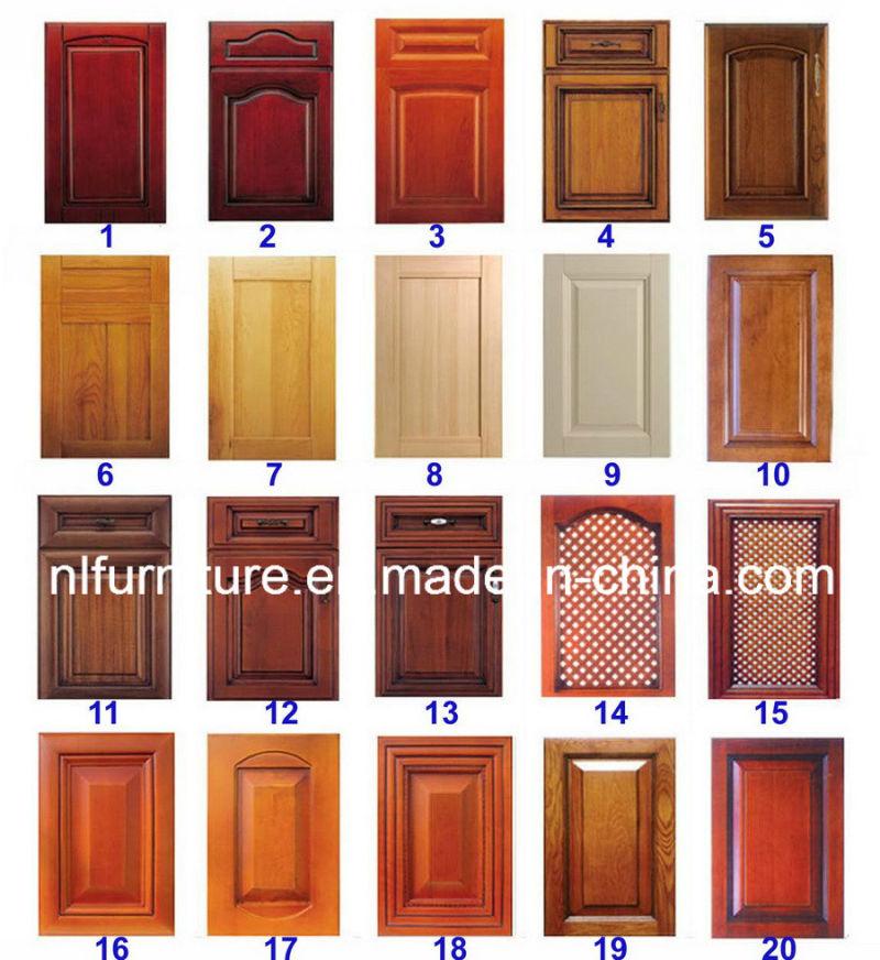 Armadi Da Cucina Di Legno Solido : N l armadio da cucina classico di legno solido della