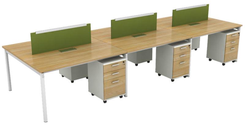 Madeira mobili rio de escrit rio escrit rio modular de for Mobiliario de escritorio fabricantes