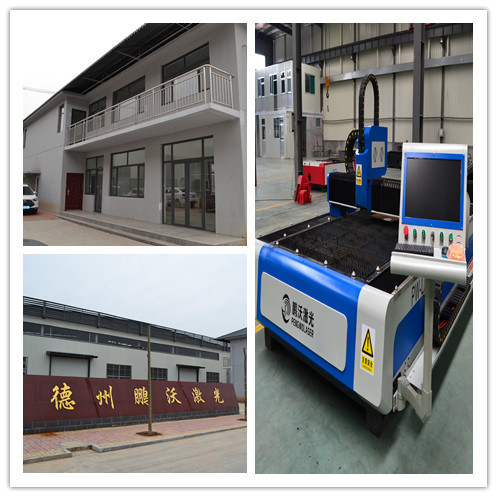 CNC	1530 Laser Cutting Machine for Cutting Stainless Steel Carbon Steel