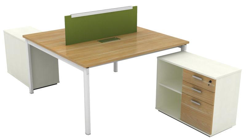 Mobili rio de escrit rio madeira mesa de computador de for Mobiliario de escritorio fabricantes