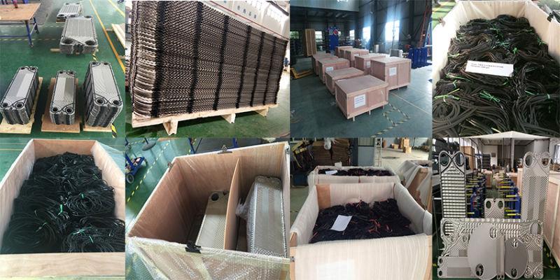Уплотнения теплообменника Sondex S110 Чайковский