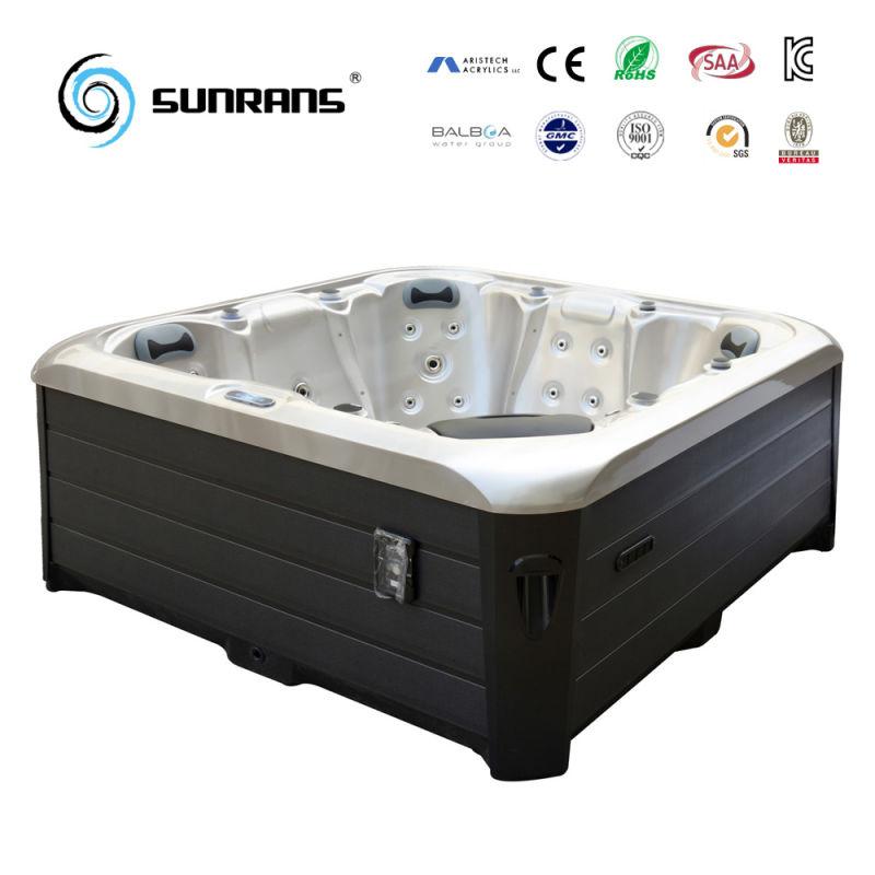 Nuevo diseño de alta calidad simple spa al aire libre para el jardín ...