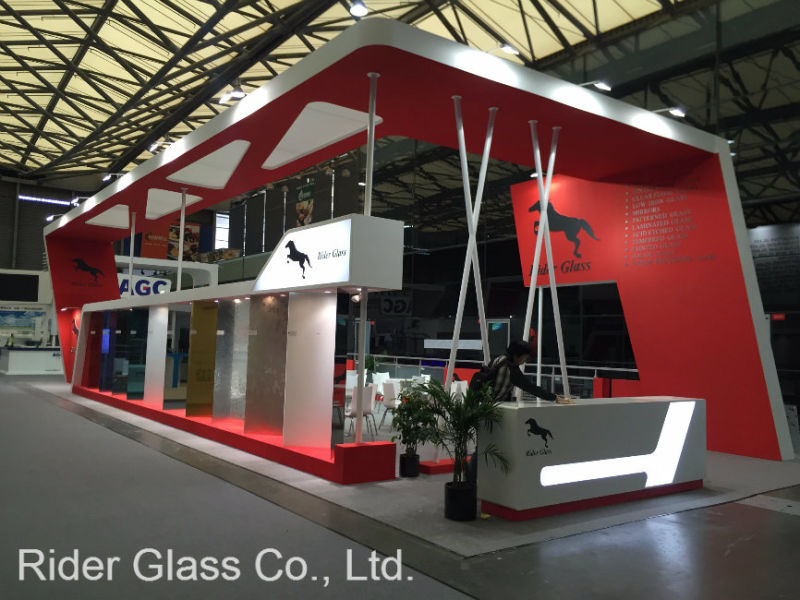 5mm Clear Bronze Float Glass with Ce and AS/NZS2208: 1996 Green Blue Grey Reflective Glass