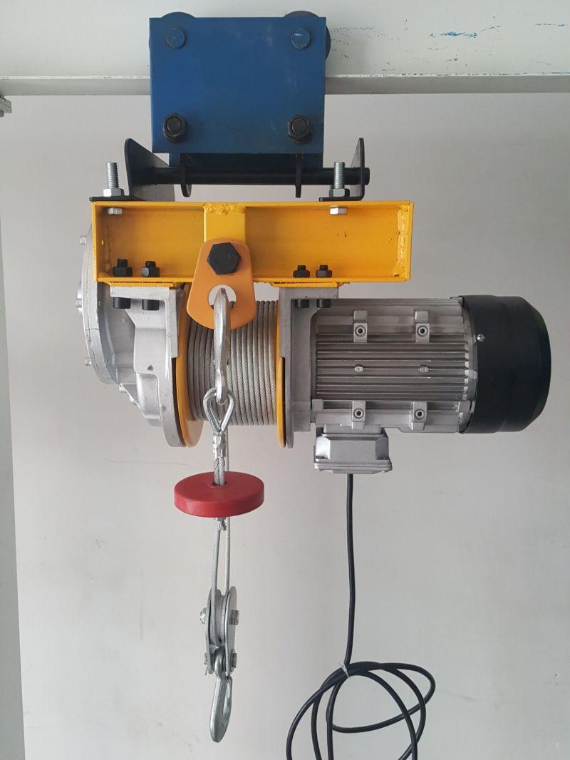 Il micro tipo argano elettrico gru elettrica della fune for Argano elettrico 220v con telecomando