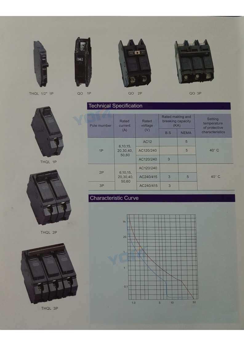 China 20 AMP Siemens Circuit Breakers/Electrical Circuit/Electrical ...