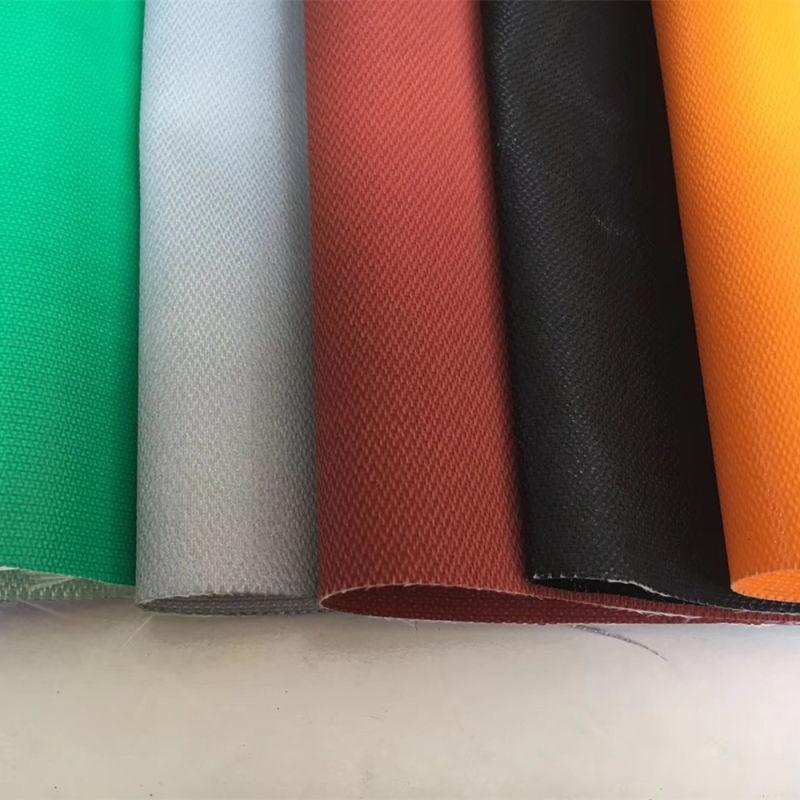 Tecido de fibra vidro revestida a ptfe material da