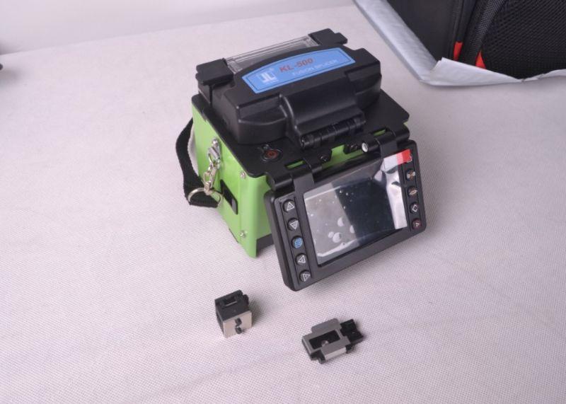 chine portable  u00e9pisseur de fusion  u00e0 fibre optique  kl
