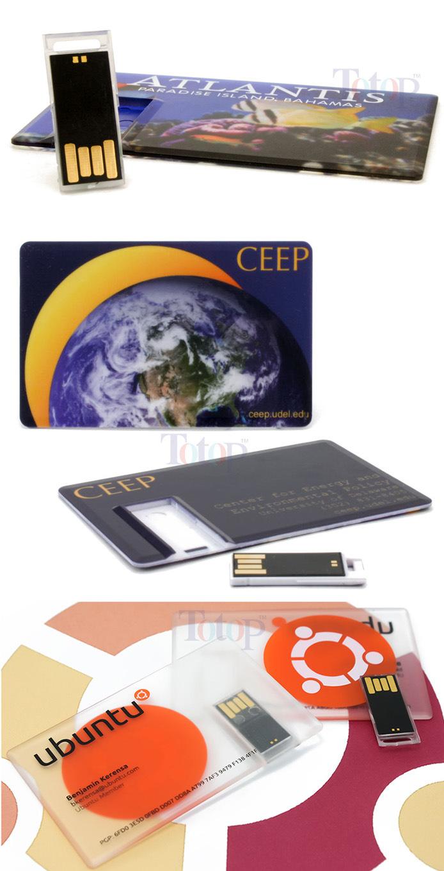 China Thinnest Card USB Super Slim 1GB-32GB - China Wafer Card USB ...