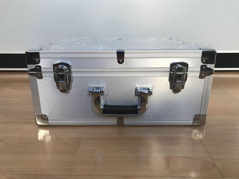 China MDF/ABS Detachable Heavy Duty Aluminum Tool Case&Brushed Aluminum  (KeLi-Tool-828) - China Aluminum Case and Aluminum Tool Case price