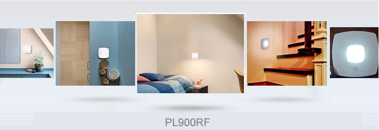 China Smart Remote LED Wireless Table Lamp Night Cabinet