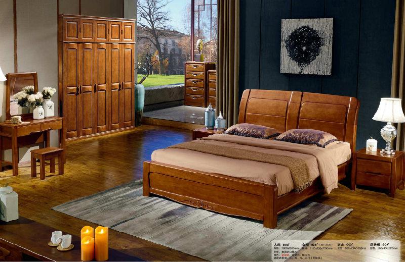 Oak Bedroom Sets Made In China ~ El chino de madera roble muebles