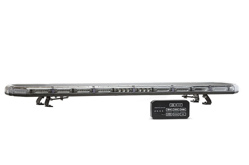 China professional supply 55inch linear led light bar for police professional supply 55inch linear led light bar for policetraffic car mozeypictures Image collections