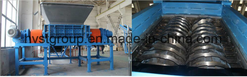 Rubber Granule Equipment / Rubber Mulch Machinery/ Rubber Mulch Plants for Sale