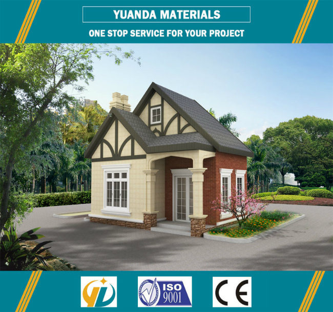 Marvelous High Quality Wholesale Fashion Small Villa Prefabricated House
