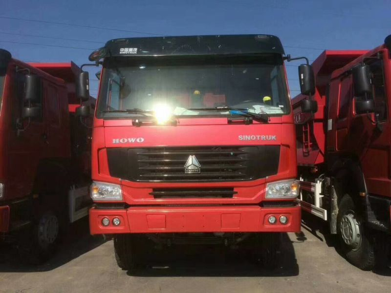 China Stock HOWO Tipper with Manufacture Year 2015 to 2017 - China ...