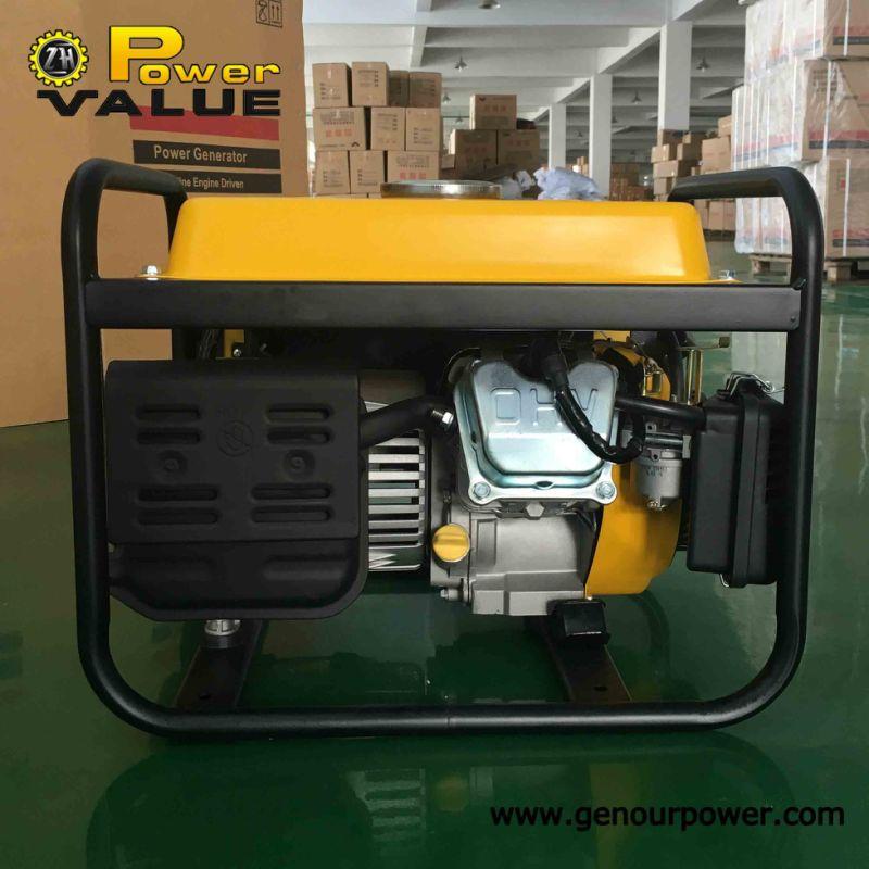 powervalue 1kw le nouveau design g n rateur essence avec moteur de marque pour utilisation. Black Bedroom Furniture Sets. Home Design Ideas