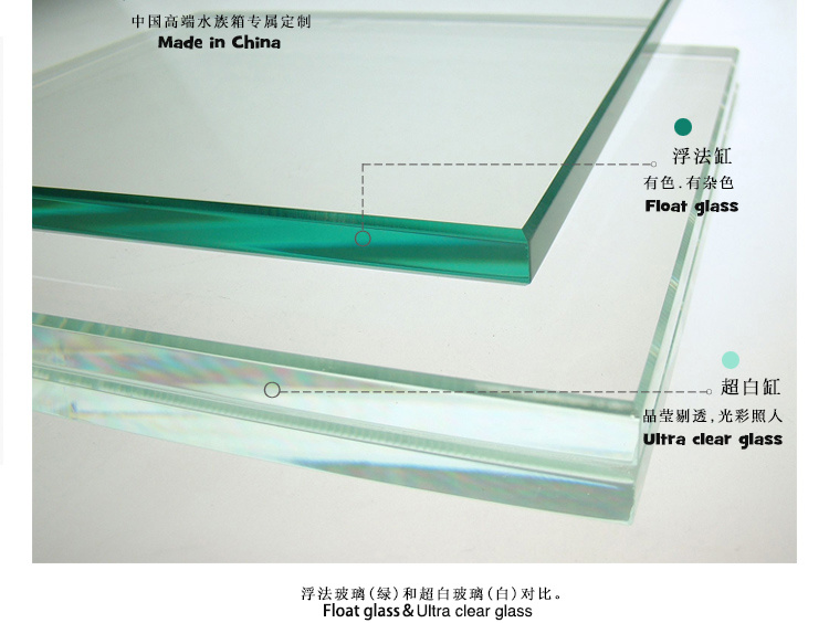 2-19mm Thick Clear Float Glass Sheet with AS/NZS 2208