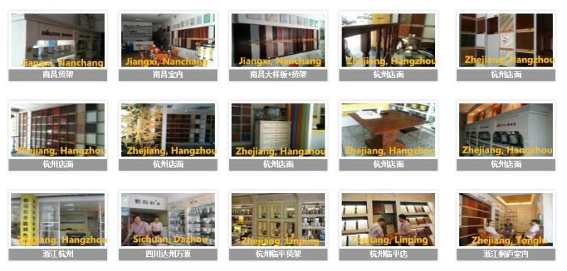 Vernice di legno del semi gloss della mobilia della resina for Mobilia uno furniture