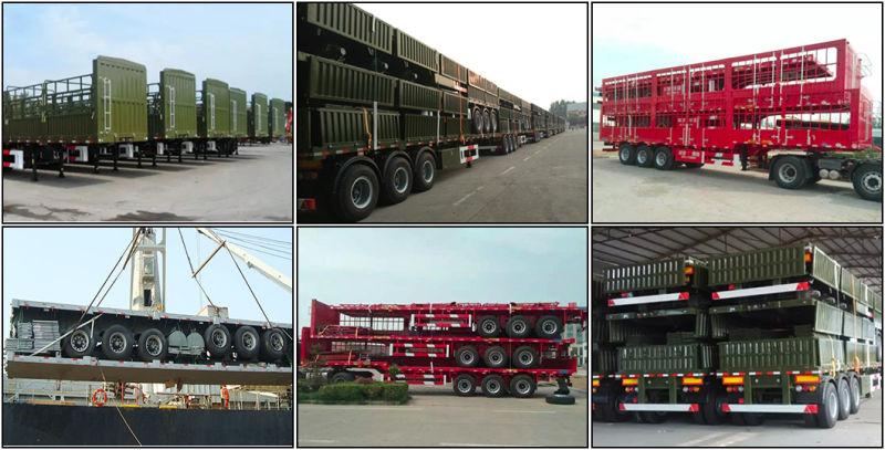 China el cuello de cisne de camiones pesados del eje 3 Juego/cesta ...
