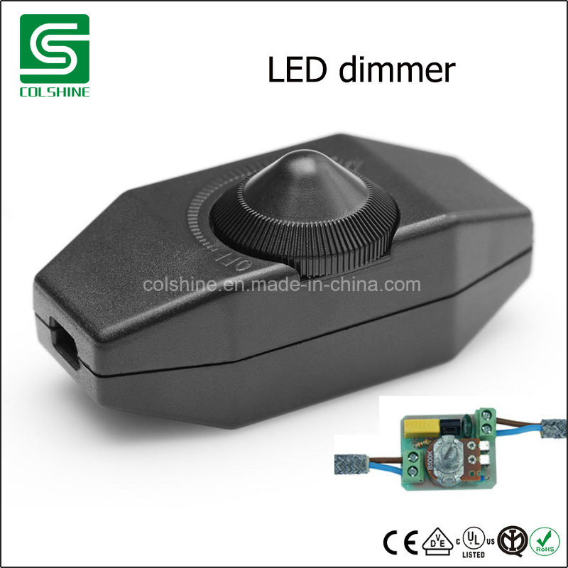 China Light Dimmer Switch LED Dimmer Inline Switch Wiring for ...