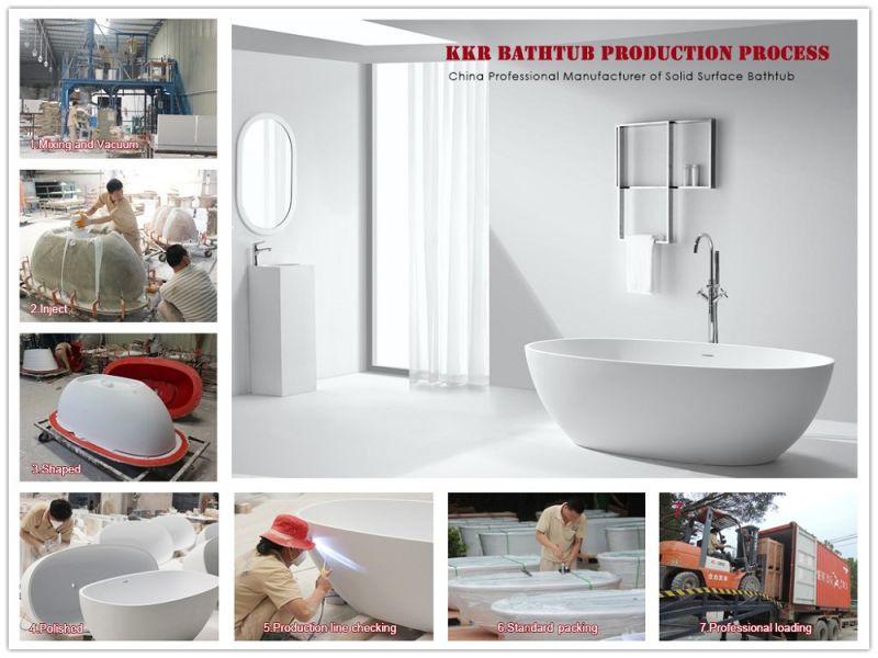 Vasca Da Bagno Freestanding Corian : Vasca da bagno diritta libera della stanza da bagno di corian del