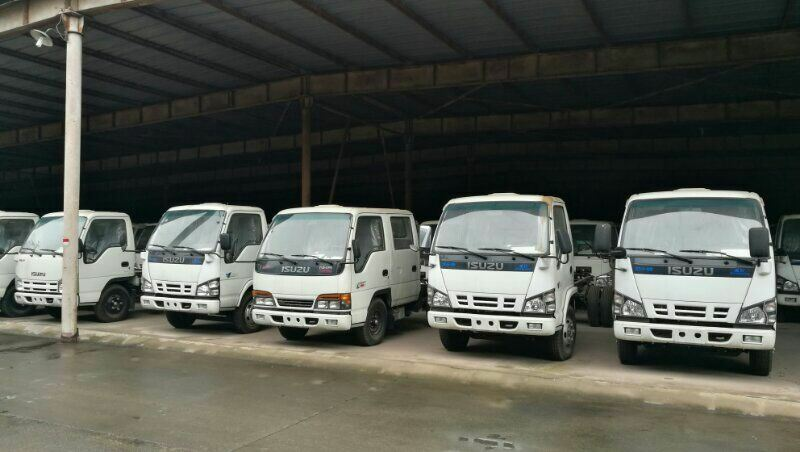 Isuzu Mini Truck 600p With Best Price For Sale