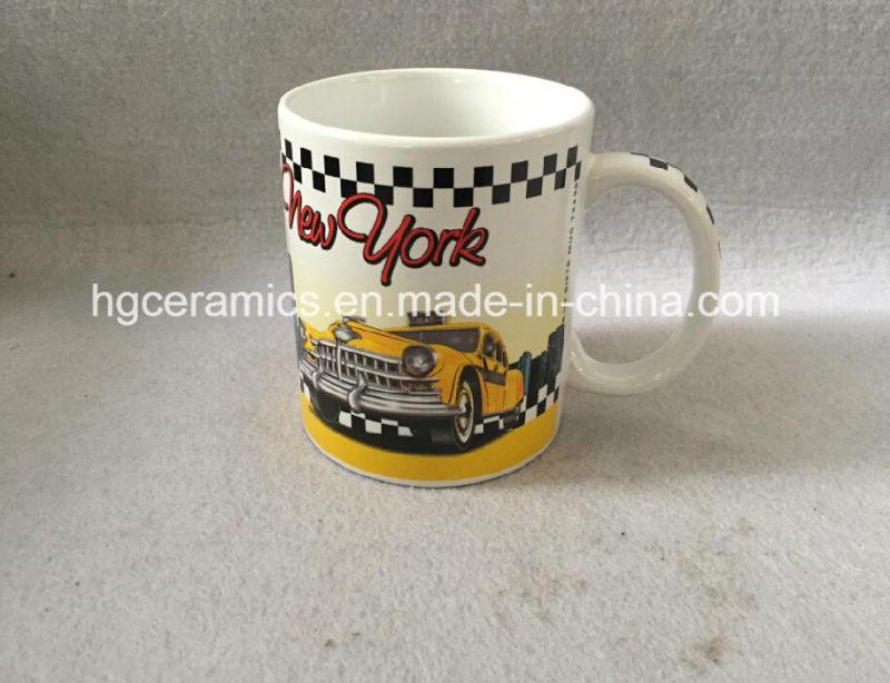 New Céramique Mug SouvenirsCadeau Souvenir York Tasse En De OP8nk0wX
