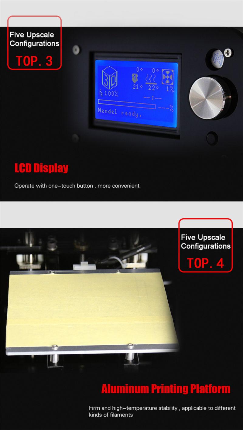 imprimante 3d et d 39 utilisation semi automatique grade imprimante 3d automatique imprimante 3d. Black Bedroom Furniture Sets. Home Design Ideas