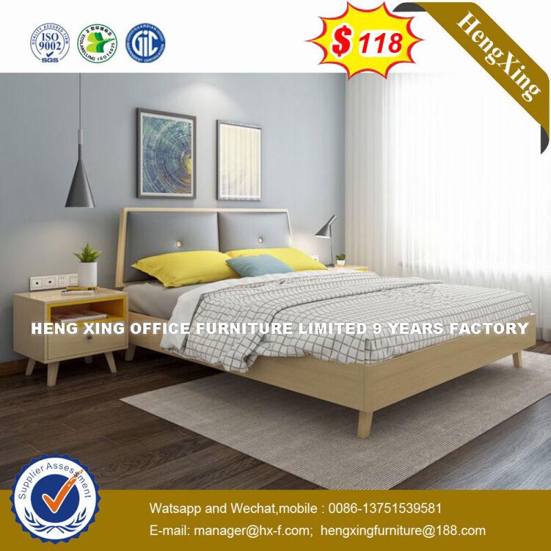 Madera maciza de alta calidad camas Muebles de Salón (HX-8NR0632 ...
