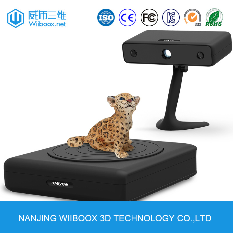 High Precision Best Price Desktop 3D Scanner in Industrial Grade