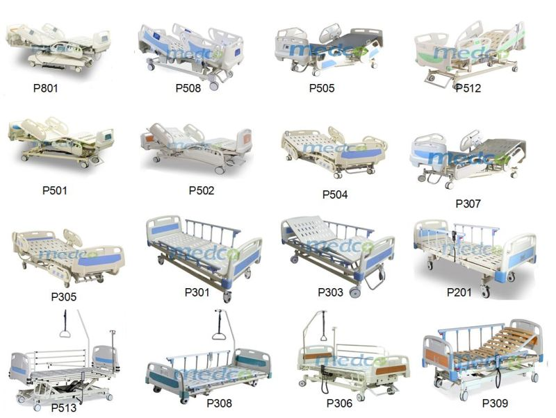 Ce Amp Iso Cpr 5 기능 전기 병원 가구 원격 제어 전기 참을성 있는 침대 Ce Amp Iso Cpr
