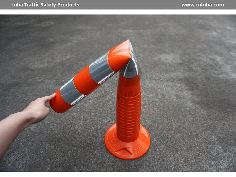 750mm Flexible PU Warning Post