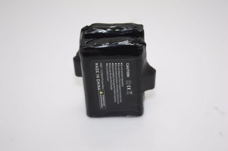 batterie li ion polym re pack pour les produits de chauffage gants l ments 1200 6000mah. Black Bedroom Furniture Sets. Home Design Ideas