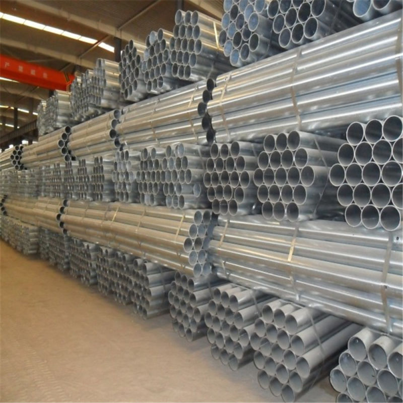 Welded Steel Pipe and Tube