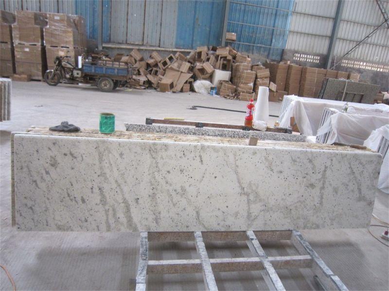 Bianco antico andromeda granito blanco de la losa yyl for Granito blanco antico