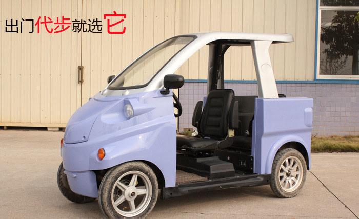 Mini Electric Recreational Vehicle