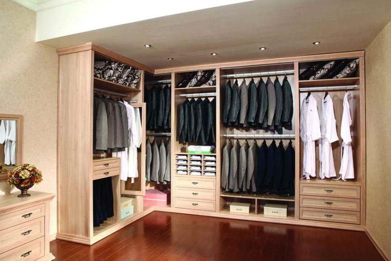 Muebles de dormitorio Armarios de madera de caoba armario grande ...