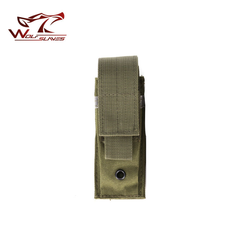Outdoor Tactical Military Pouch Military Fans Gear for Gun Mag Magazine