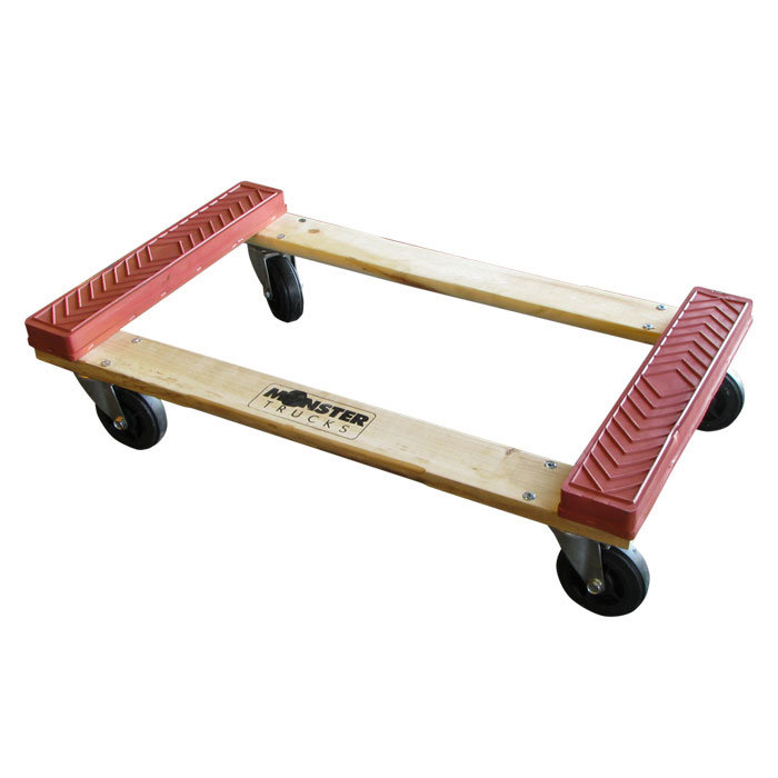 Four wheel furniture dolly wixey wr510