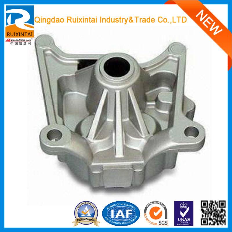 China Custom Small Anodized Die Cast Aluminium Hardware