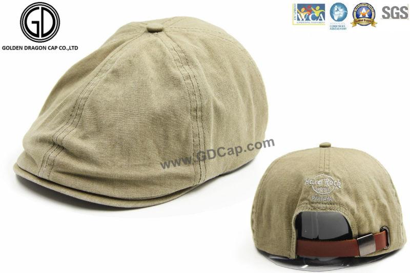 Brixton Hombre de poliéster Stretch Newsboy Cap Ivy Gatsby Hat ...