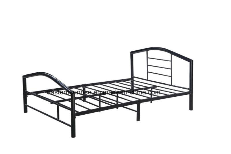 Diseño único metal doble con cama de matrimonio para Hotel – Diseño ...