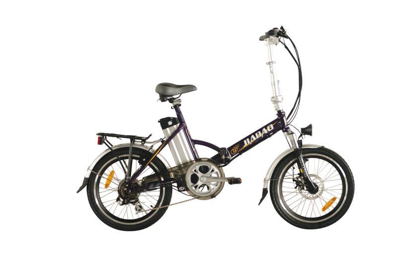 Energía verde bicicleta plegable Jb-Tdn eléctrico04z/ eléctrica ...