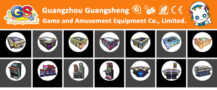 China Ocean King 2 Shooting Hunter Slot Casino Electro