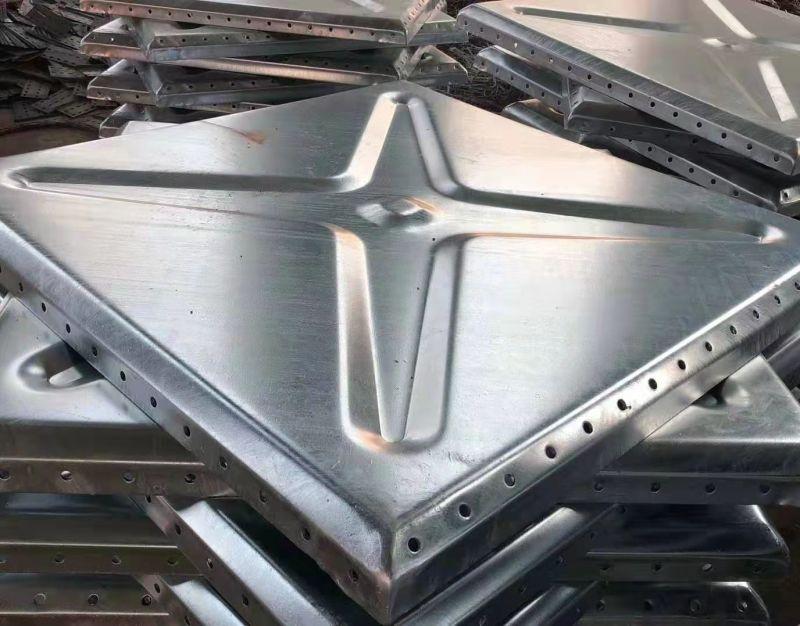 China sobrecarga de modular de acero galvanizado - Acero modular precios ...